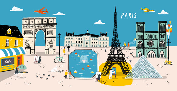 Cities of Wonder - Paris