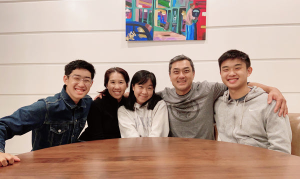 The Paik Family