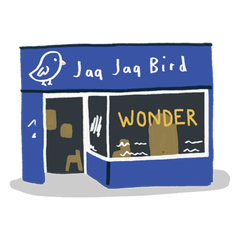 Jaq Jaq Bird San Francisco