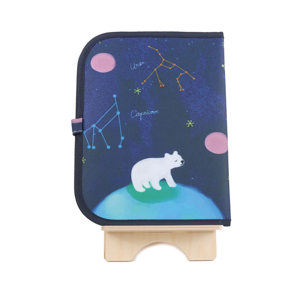 Doodle It & Go erasable mat - Constellations