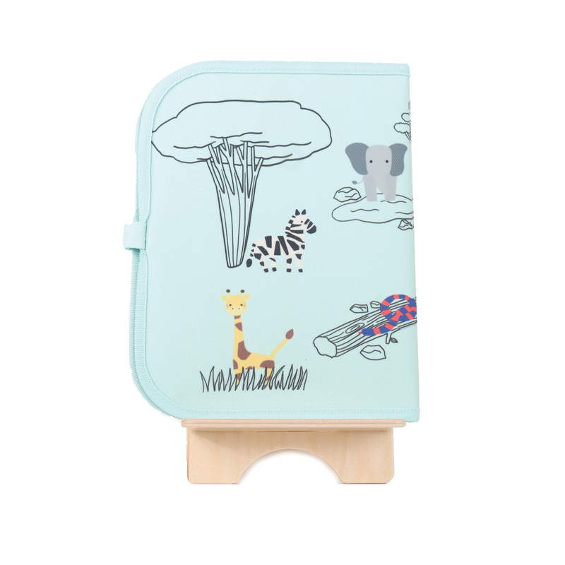 Doodle It & Go erasable mat - Safari