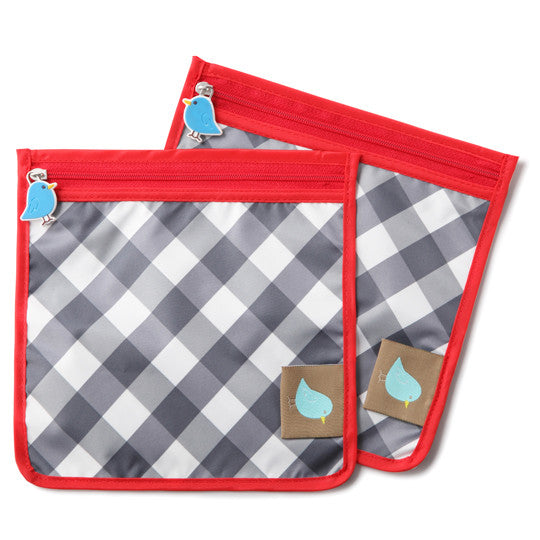 Snack Perfect Pouch™ Set of 2 - Jaq Jaq Bird - 11