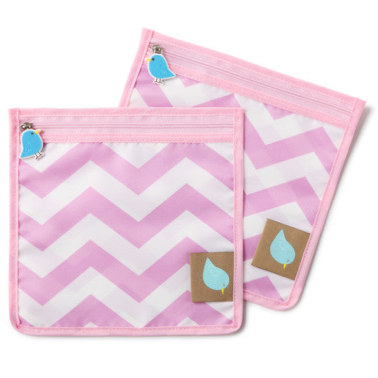 Snack Perfect Pouch™ Set of 2 - Jaq Jaq Bird - 3