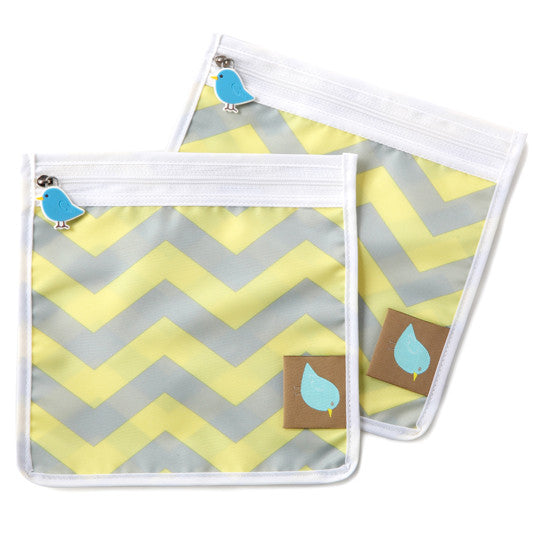 Snack Perfect Pouch™ Set of 2 - Jaq Jaq Bird - 2