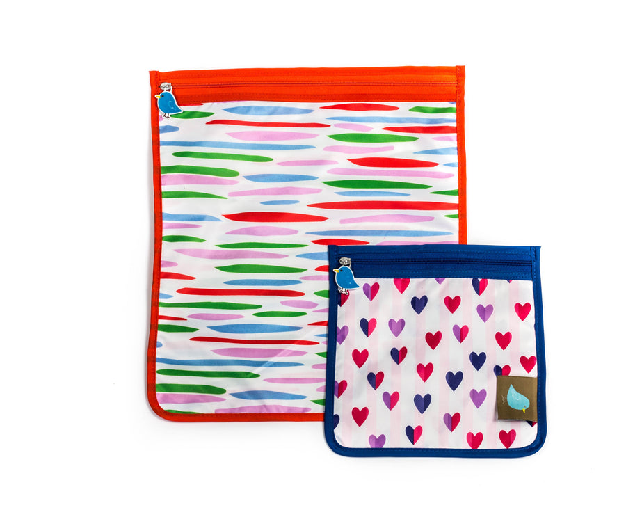 Jaq Jaq Bird ® Mismatch Pouch Set - Jaq Jaq Bird - 3