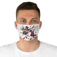Fabric Face Mask- OH CANADA!