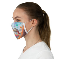 Fabric Face Mask- MAD SCIENCE