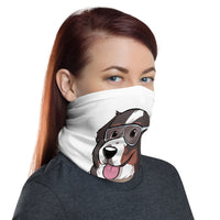 Neck Gaiter- Science Bunsen