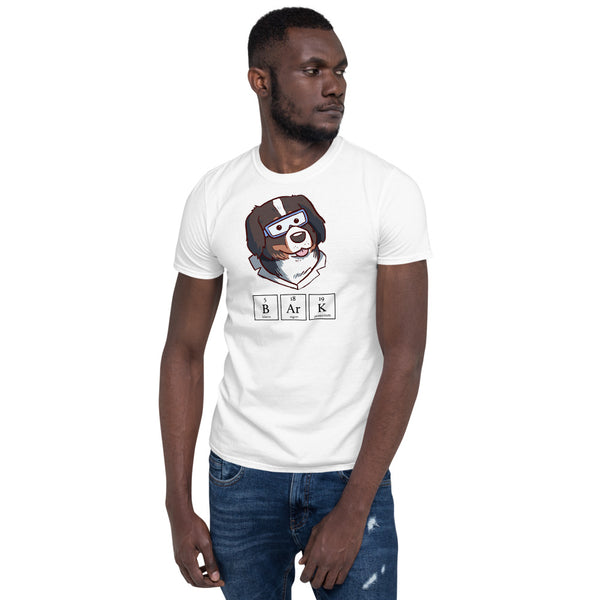Short-Sleeve Unisex T-Shirt- Bunsen BARK