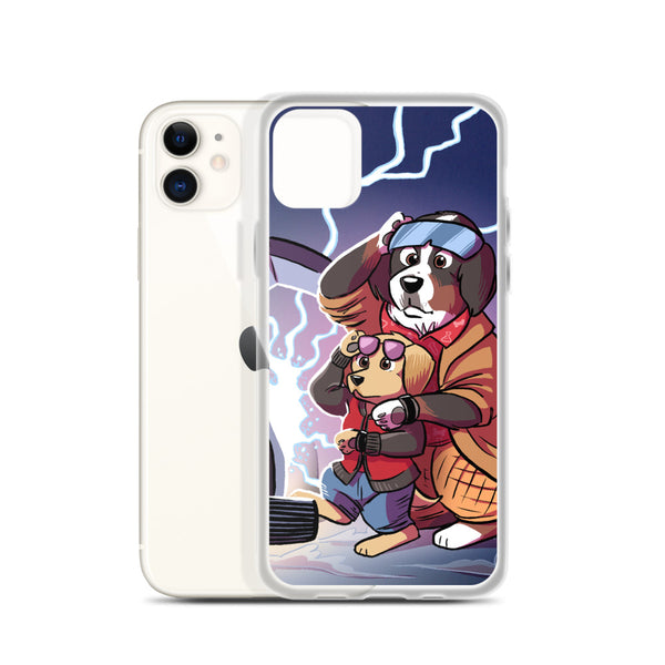 iPhone Case- Bark to the Future