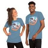 Short-Sleeve Unisex T-Shirt-MAD SCIENCE