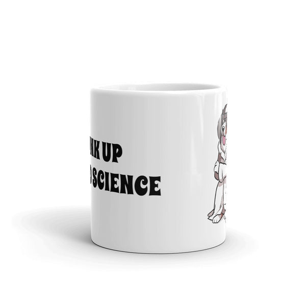 Mug- TIME TO SCIENCE