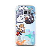 Samsung Case-Mad Science