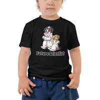Toddler Short Sleeve Tee- Buns and Beaks