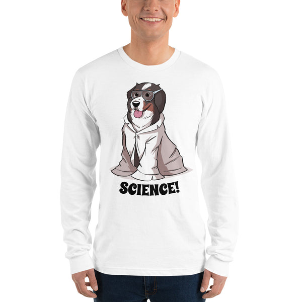 Long sleeve t-shirt- SCIENCE
