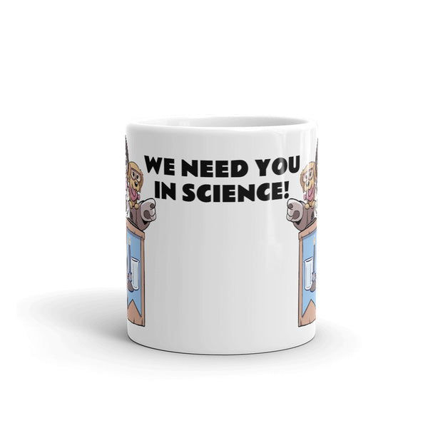 Mug- WE NEED YOU!