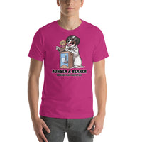 Short-Sleeve Unisex T-Shirt- Science and Empathy