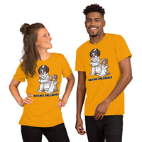 Short-Sleeve Unisex T-Shirt- Science Unleashed