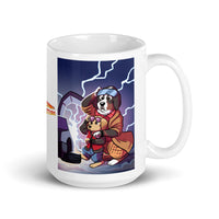 Mug- BARK TO THE FUTURE