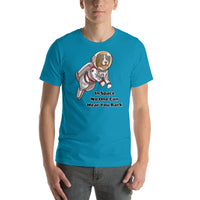 Short-Sleeve Unisex T-Shirt-In Space