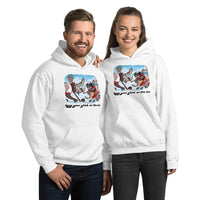 Unisex Hoodie: Keep your Stick on the Ice!