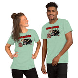 Short-Sleeve Unisex T-Shirt: MISSION IMPAWSSIBLE