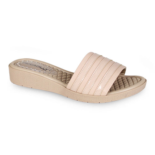 PICCADILLY  Women Fashion Slide Sandals