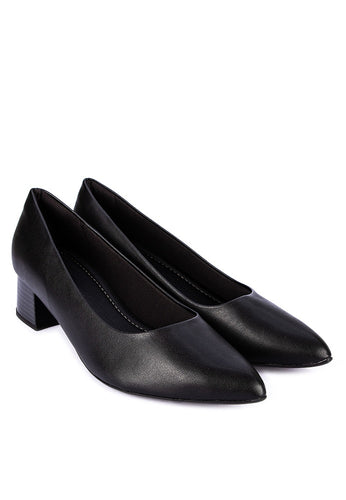 PICCADILLY Women Fashion Pointed Toe Heel Pumps