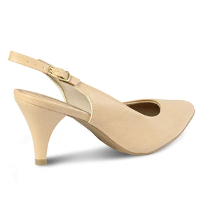 PICCADILLY Women Fashion Sling Back Heels