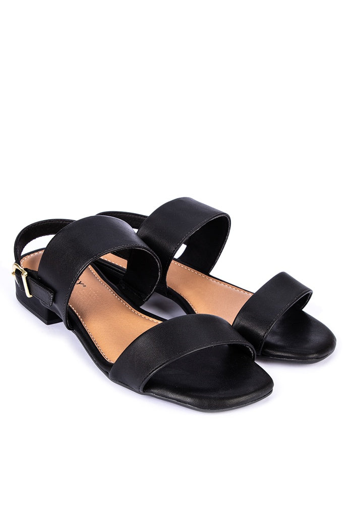 PICCADILLY Women Fashion Low Block Heel Sandals