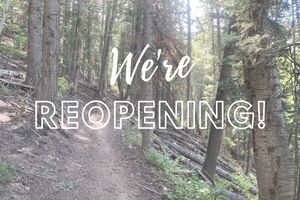 We're re-opening Friday, July 10th! Here's what to expect: