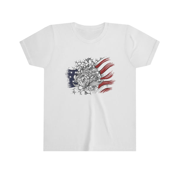 Christopher Scott - Arowana USA - Youth Short Sleeve Tee
