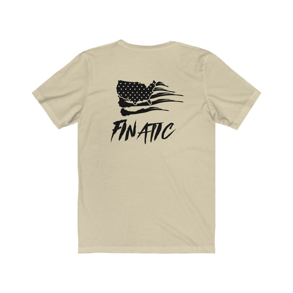 Finatic Flag - Unisex Jersey Short Sleeve Tee