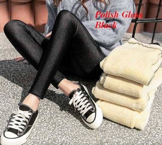 Womens Winter Leggings