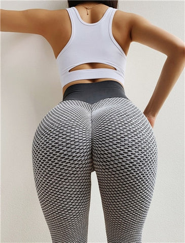 Women Leggings High Waist Dot Fitness leggings