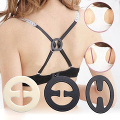 3ps New Invisible Bra Buckle Shadow-Shaped Underwear Buckle Bra Back Intimates