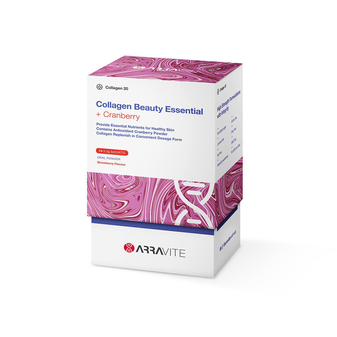 Collagen Beauty Essential + Cranberry
