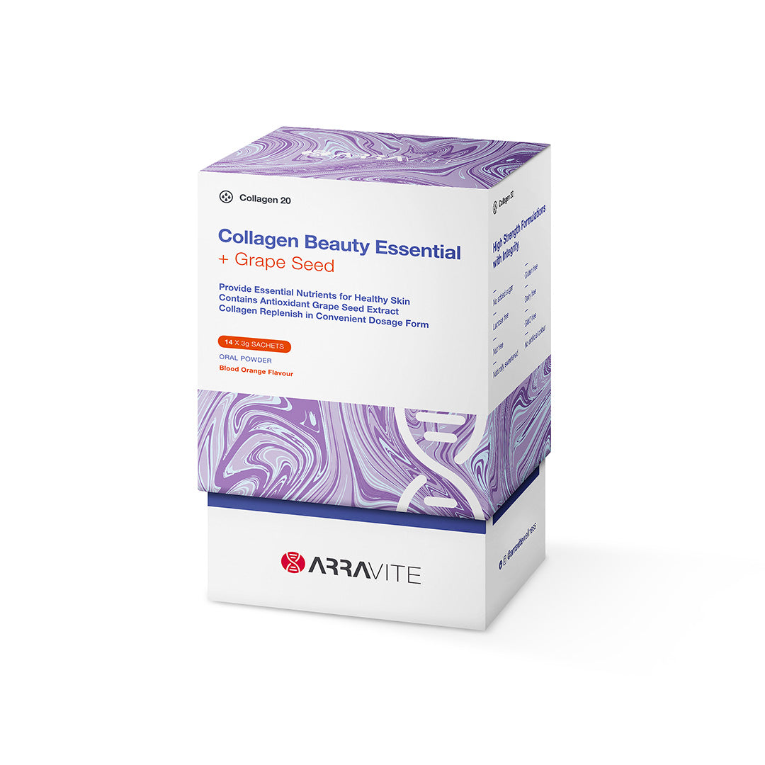 Collagen Beauty Essential + Grape Seed