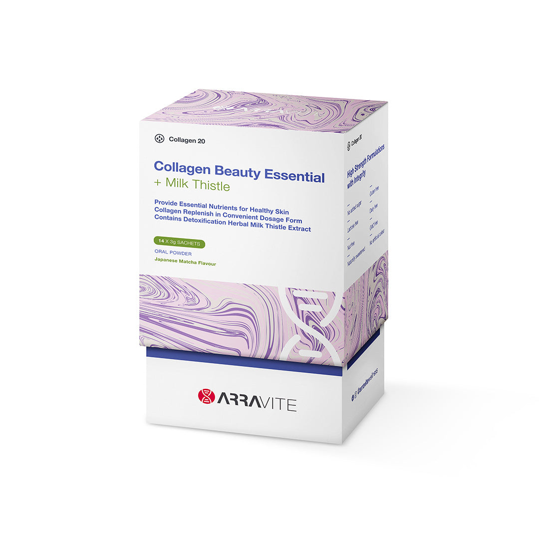 Collagen Beauty Essential + Milk Thistle