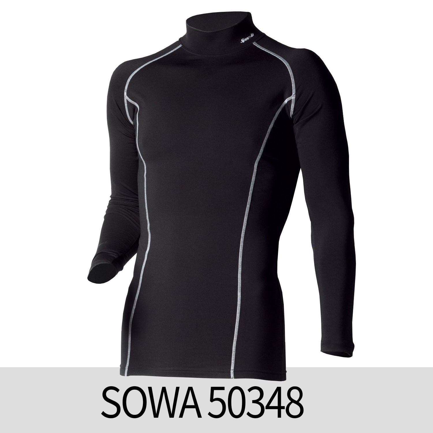 "SOWA 50348 Support High neck shirt "" Special price"""