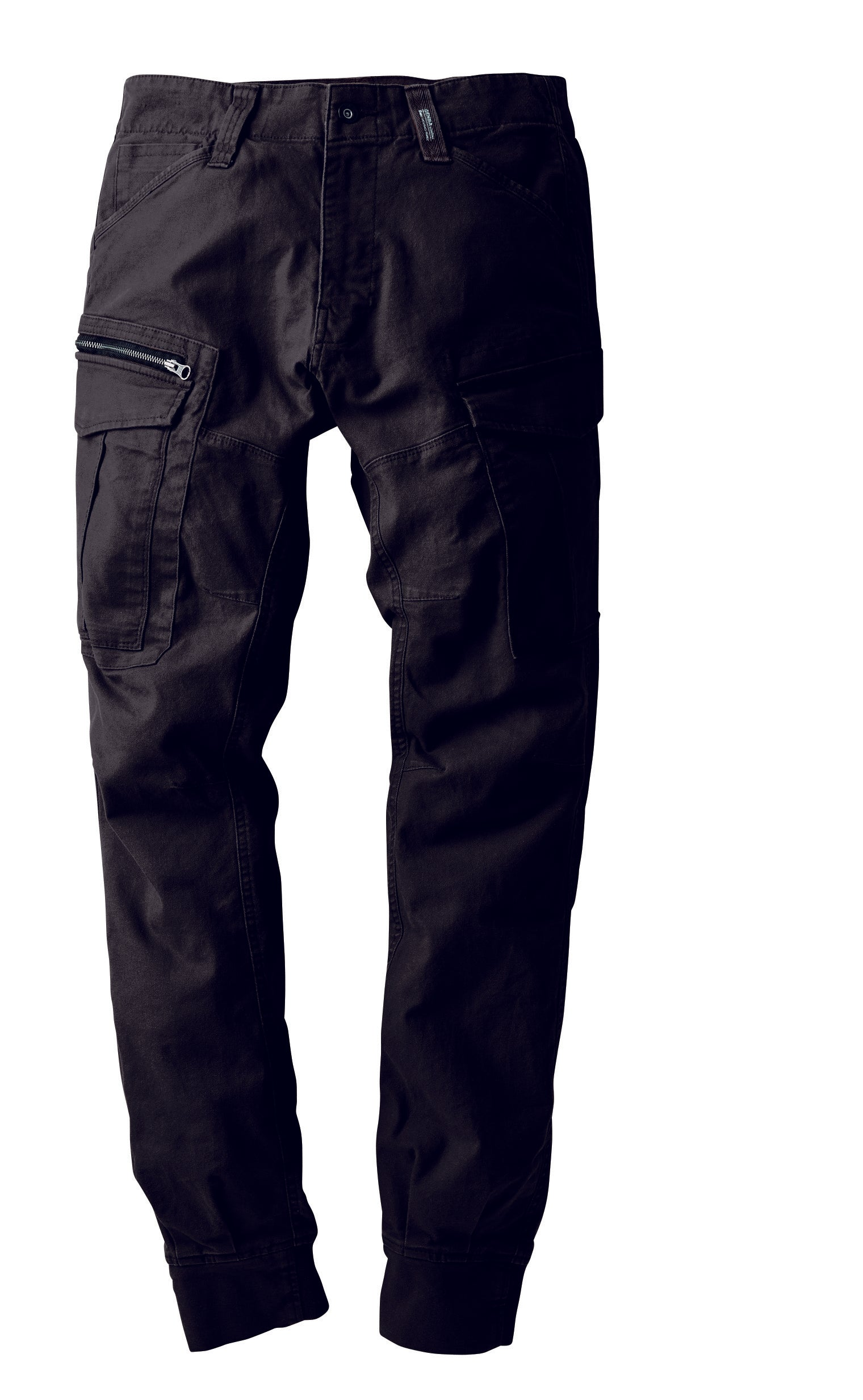 XEBEC 2176 GENBA Stretch With ribs Cargo pants