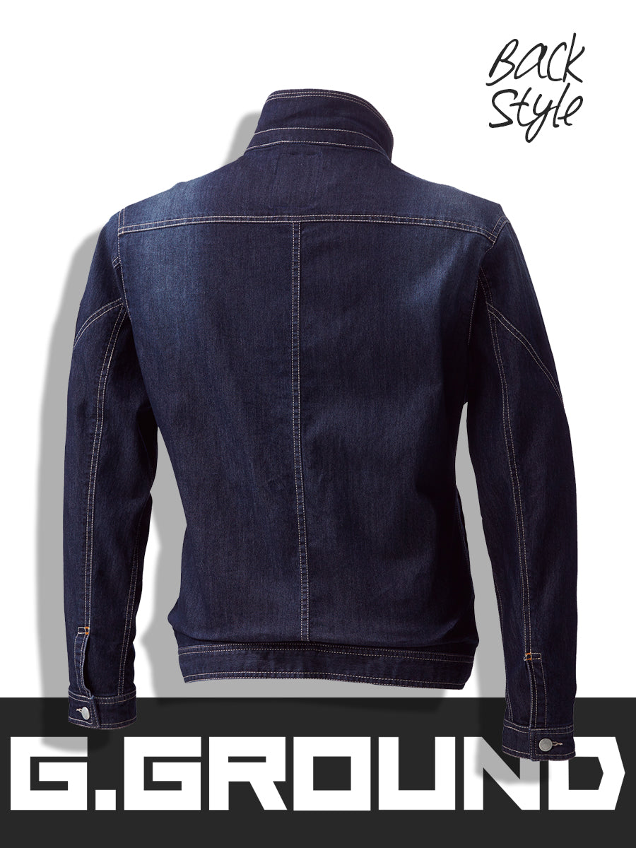 SOWA 583 Summer Stretch Denim Blouson