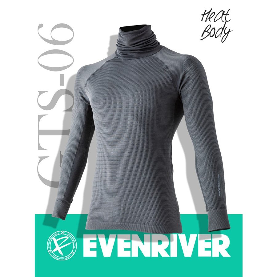 EVENRIVER GTS-06 HEAT BODY ALPHA COMPRESSION