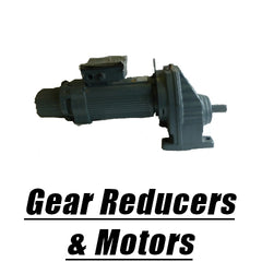 Gear Reducers & Motors