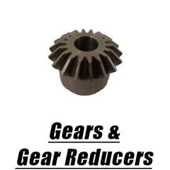 Gears & Gear Reducers