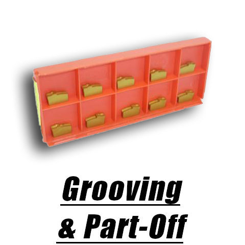 Grooving & Part-Off