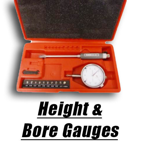 Height & Bore Gauges
