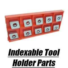 Indexable Tool Holder Parts