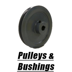 Pulleys & Bushings
