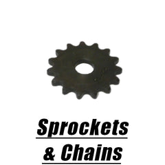 Sprockets & Chains